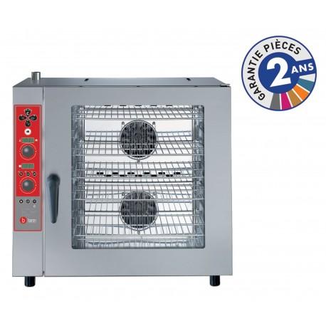 Four à air pulsé électrique - Pâtissier 6 ou 7 niveaux 600 x 400 - Baron