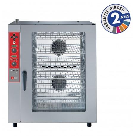 Four à air pulsé électrique - Pâtissier 8 ou 10 niveaux 600 x 400 - Baron