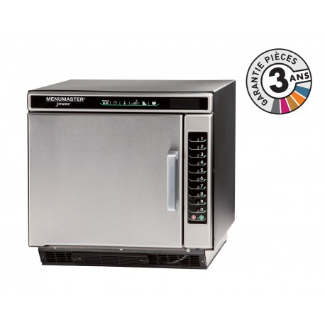Four micro-onde mixte professionnel - 34 L - 1400 W - JET514 - Menumaster