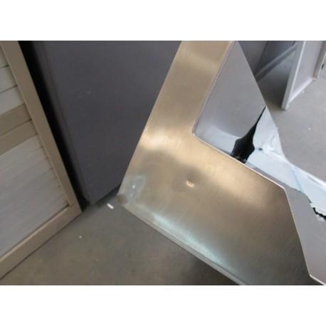 Occasion - Table pour lave-vaisselle à capot - 500 x 500 et 600 x 500 - PAP712D - COLGED