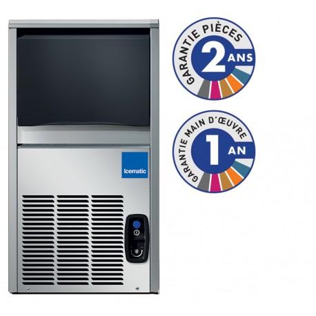 Machine à glaçons pleins - CS20 - Système à aspersion