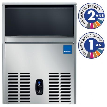 Machine à glaçons pleins - CS40 - Système à aspersion