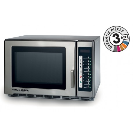 Four micro-onde professionnel - 34 L - 1800 W - RFS518TS - Menumaster