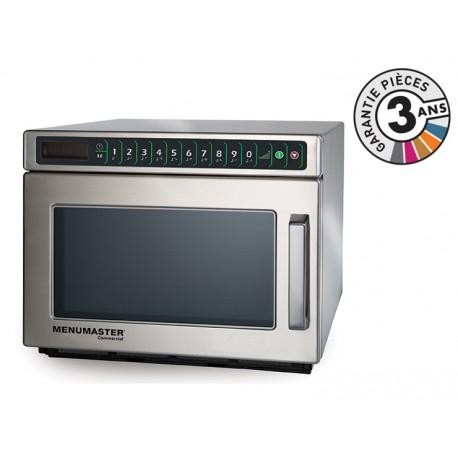 Four micro-onde professionnel - 17 L - 2100 W - DEC21E2 - Menumaster