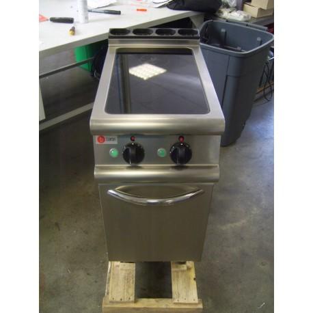 Occasion - Plaques à induction monoblocs - 2 zones de chauffe - 70PCVIND400 - BARON