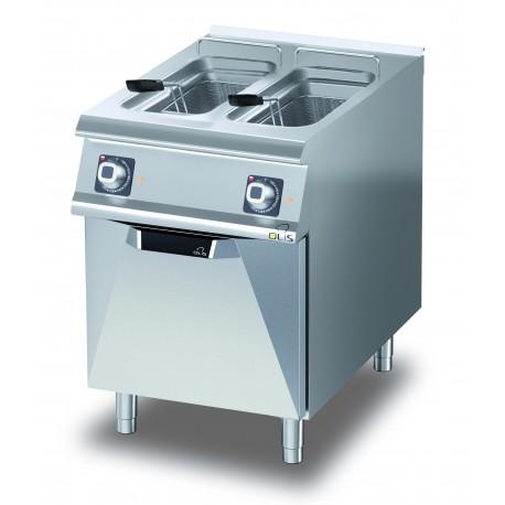 Friteuse électrique - 2 x 10 litres - Diamante 70 - Olis