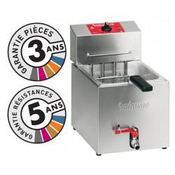 Friteuse électrique de table - 7 litres - Valentine - TF7T