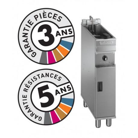 Friteuse électrique sur coffre - 7-8 litres - Valentine - EVO200
