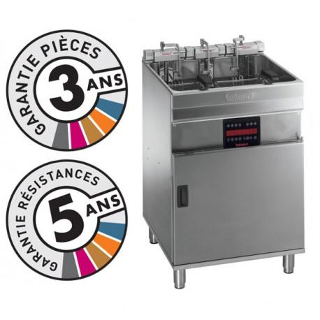 Friteuse électrique sur coffre - 25 -28 litres - Valentine - EVOC600