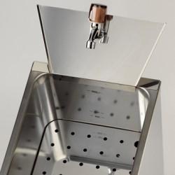 Rallonge arrière avec robinet arrivée d'eau