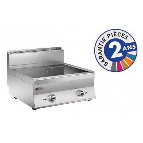 Plaque de cuisson - Induction 2 zones - Gamme 650 - Baron