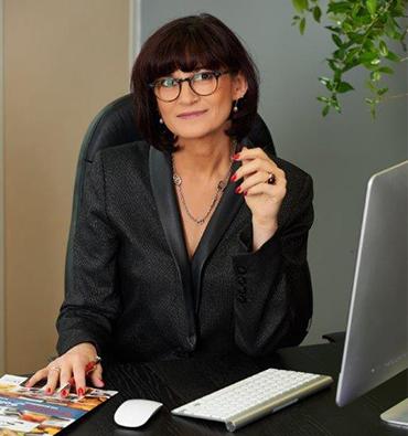 Mme Christine Cottard - Présidente