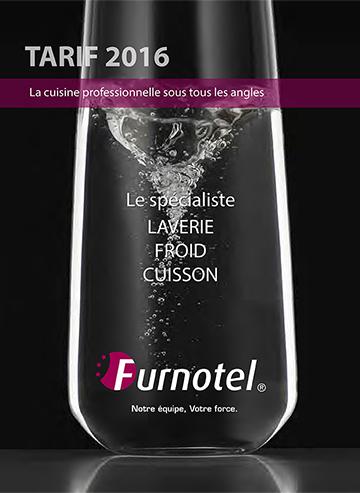 Catalogue tarif FURNOTEL