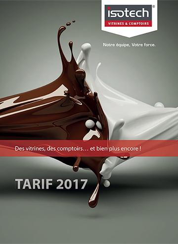 Catalogue tarif ISOTECH