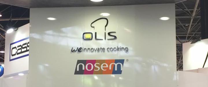 OLIS et NOSEM au Salon du Sirha 2017