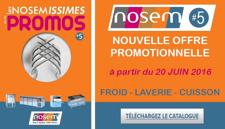 Catalogue Promotions NOSEM 06-2016