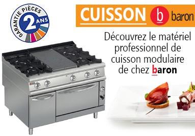 Cuisson Modulaire Baron