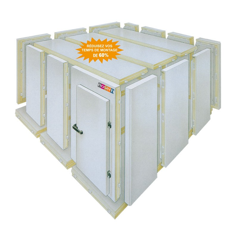 Nosem chambre froide positive instaclack - Chambre froide isolation ...