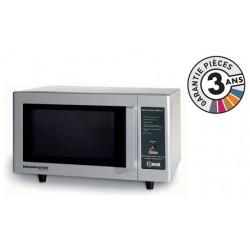 Four micro-onde cafétéria professionnel - 23 L - 1000 W - RMS510DS SELF - Menumaster