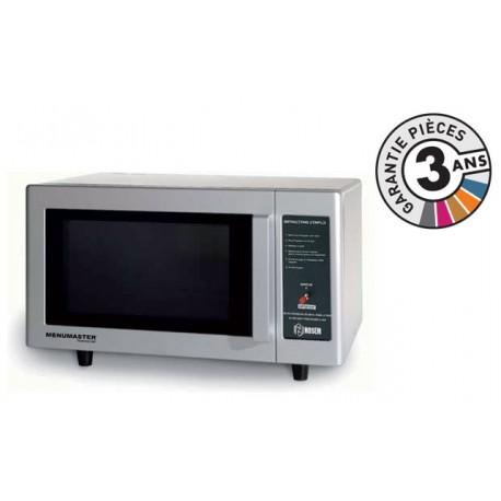 Four micro-onde cafétéria professionnel - 23 L - 1000 W - RMSD510DSELF - Menumaster