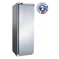 Armoire réfrigérée positive - 400 L - Extérieur Inox - Nosem