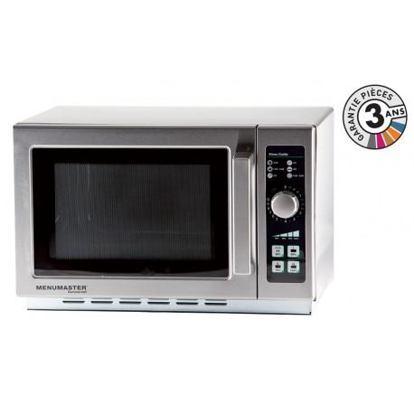 Four micro-onde professionnel - 34 L - 1100 W - RCS511DSE - Menumaster
