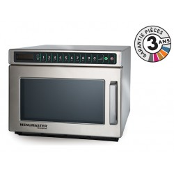 Four micro-onde professionnel - 17 L - 1800 W - DEC18E2 - Menumaster
