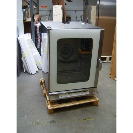 Occasion - Four air gaz 10 niveaux GN 1/1 - W10CG - COMBINOX