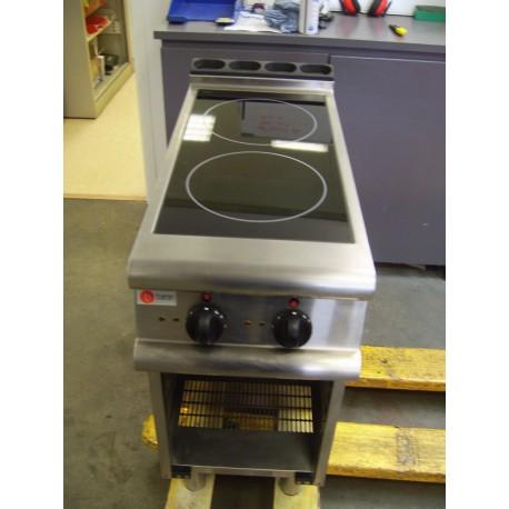 Occasion - Plaque de cuisson à induction sur placard neutre - 90PCVIND400 - Gamme 900 - BARON