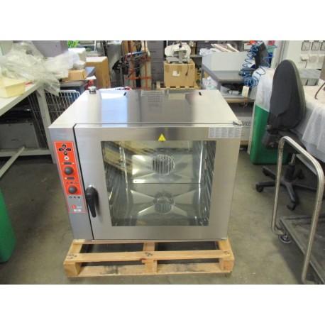 Occasion - Four à air pulsé pâtissier - 6 niveaux en 600 x 400 - NOP064S - BARON