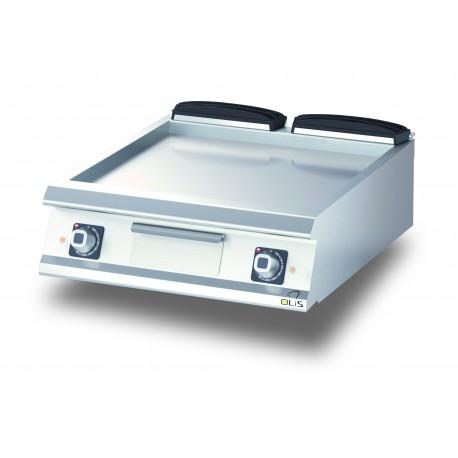 D7410TFTE - Élément top - Grillade électrique - Plaque lisse - 735 x 530 mm