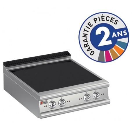 Plaque de cuisson - Vitrocéramique 4 zones - Gamme 900 - Baron