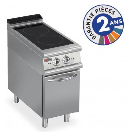 Plaque de cuisson - Induction 2 zones sur placard neutre - Gamme 900 - Baron