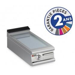 Grillade électrique - Plaque lisse 22,4 dm² - Gamme 900 - Baron