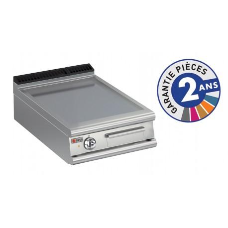 Grillade électrique - Plaque lisse 35,4 dm² - Gamme 900 - Baron