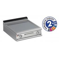 Grillade électrique - Plaque lisse 48,4 dm² - Gamme 900 - Baron