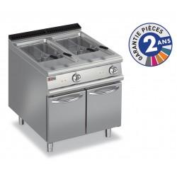 Friteuse électrique - 2x 15 litres - Gamme 900 - Baron