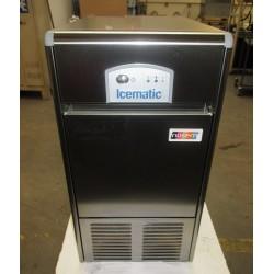 Machine à glaçons creux - 21 kg - E21WIXNANO - ICEMATIC