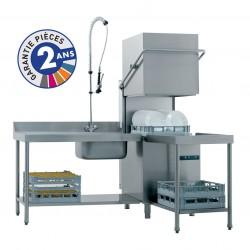 Lave-vaisselle à capot - NEO800
