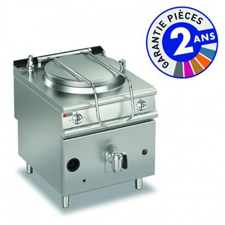 Marmite professionnelle gaz - 50 litres - Gamme 900 - Baron