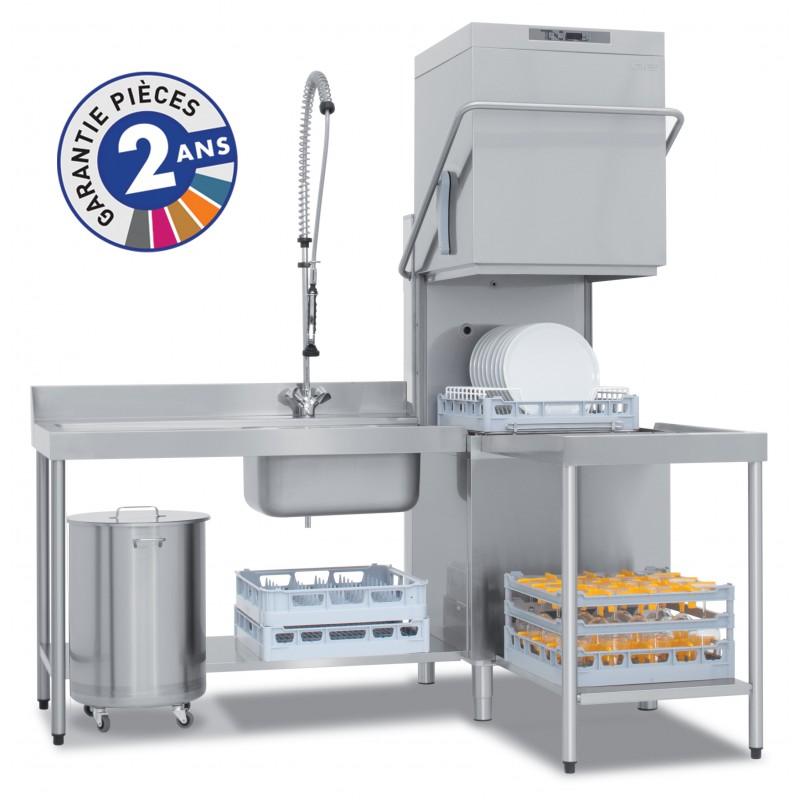 lave vaisselle professionnel 224 capot neo803 colged
