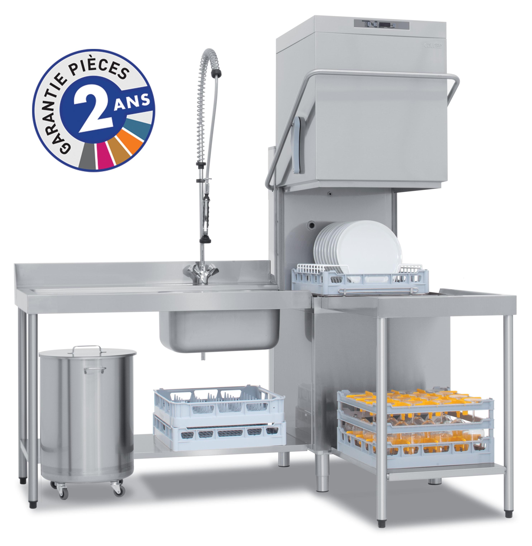 Lave vaisselle professionnel capot neo803 colged - Lave vaisselle a ...
