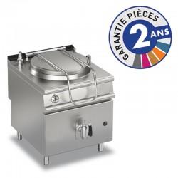 Marmite professionnelle électrique avec chauffe directe - 150 litres - Gamme 900 - Baron