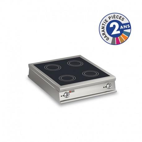 Plaque de cuisson à induction - 4 zones - Gamme 1100 - Baron