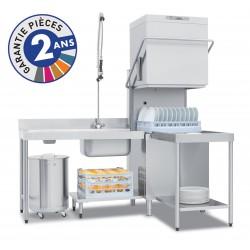 Lave-vaisselle à capot - NEO803L