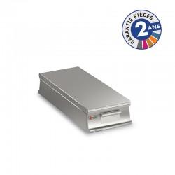 Élément neutre top - 2 tiroirs - Gamme 1100 - 110NEC450 - Baron