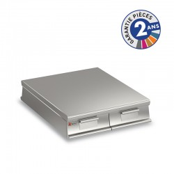 Élément neutre top - 4 tiroirs - Gamme 1100 - 110NEC900 - Baron