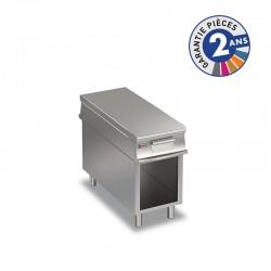 Élément neutre sur placard ouvert - 2 tiroirs - Gamme 1100 -110NECV450 - Baron