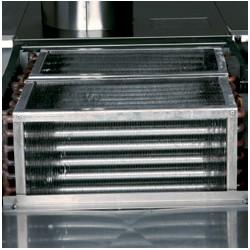 Condenseur de buée pour alimentation en eau osmosée
