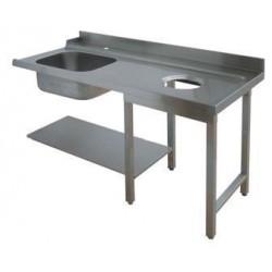 Table avec Bac + TVO - 75442